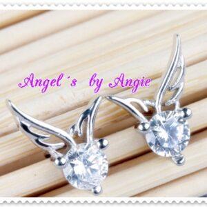 Náušnice Anjelské Krídla malé
