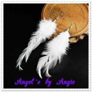 Náušnice Anjelský Vánok