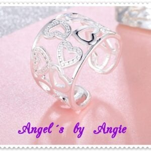 Prsteň Princess Angie